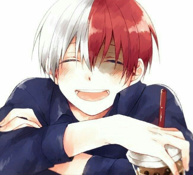 Ảnh anime theo yêu cầu - 7: Todoroki Shoto( Waifu của mị)
