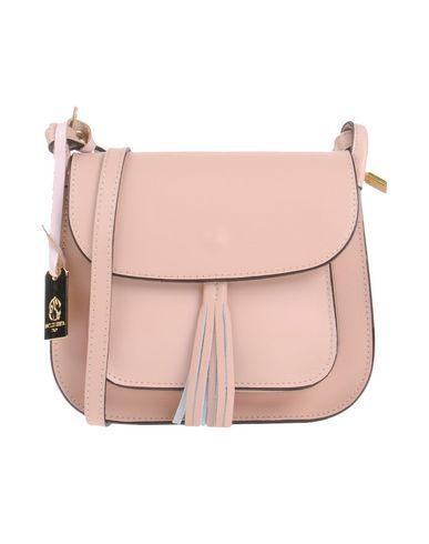 MATILDE COSTA Women's Cross-body bag Light pink -- --