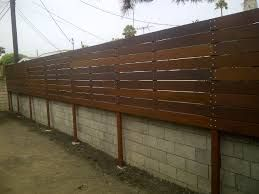 Image Result For Ideas For Vinyl Fencing On Top Of Cinderblock Walls Wood Fence Backyard Fences Vinyl Fence