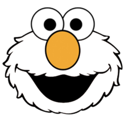 Elmo Template Elmo Coloring Pages Sesame Street Coloring Pages Mermaid Coloring Pages