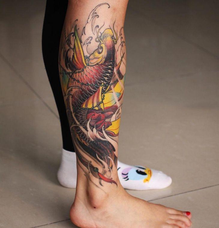 Pin De Damir Em Tatoo Tatuagem Tatuagem Na Perna Tatuagem Do Naruto