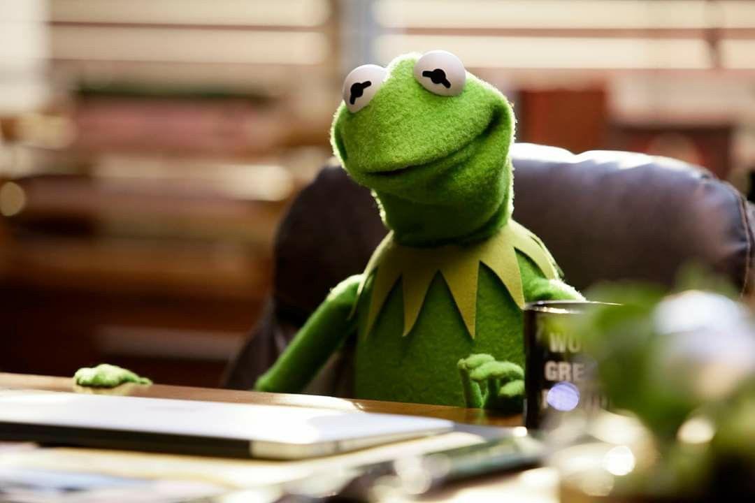 Pin Pa Kermit The Frog Meme