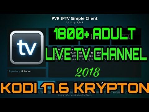 pc tv channel Adult