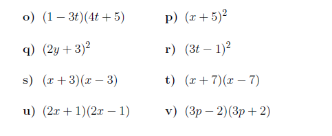 Expanding and factorising quadratics worksheet (with ...