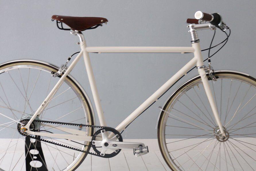 Custombike Dyb With Gates Riemen Fahrrad Singlespeeder