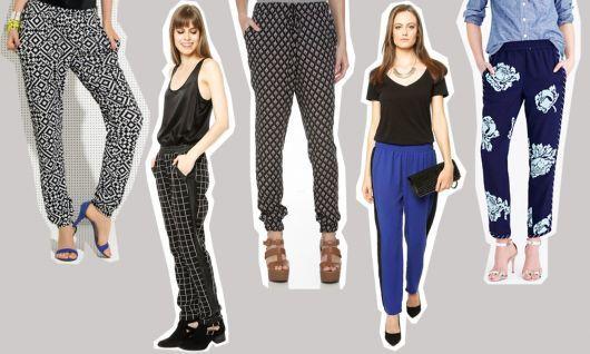 calça pijama modelos
