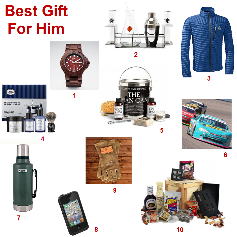 Need Help Choosing A Gift For That Special Him These Top 10 Best Gifts