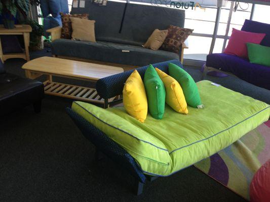 Ely Single Long Sofa Bed The Futon Sacramento 2016 Arden Way