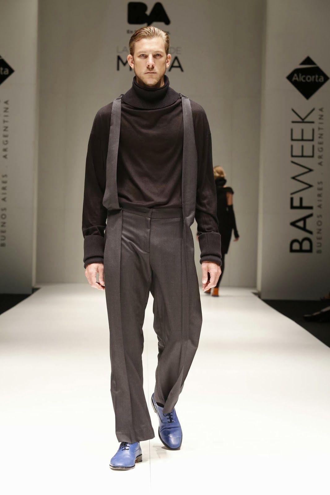 Daniela Sartori FallWinter   Buenos Aires Fashion Week
