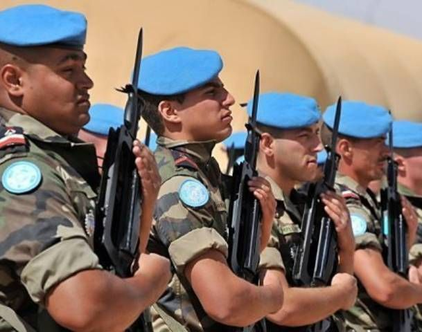 how to become a un peacekeeper soldier