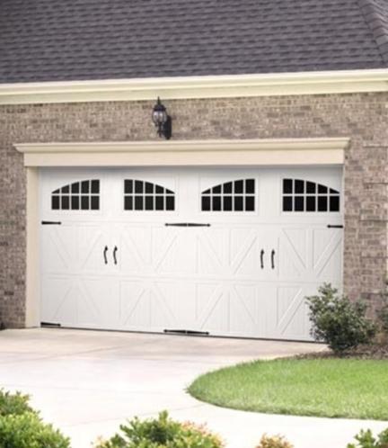 Amarr Custom Garage Doors Professionally Installed Garage Doors Garage Door Styles Custom Garage Doors