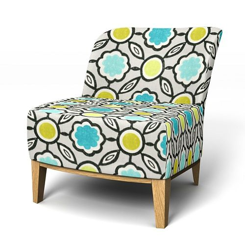 Slipcover From Bemz Com For Ikea Stockholm Easy Chair Sagrada Aqua Get But For Guest Room Chair Arm Chair Covers Ikea Stockholm Easy Chair