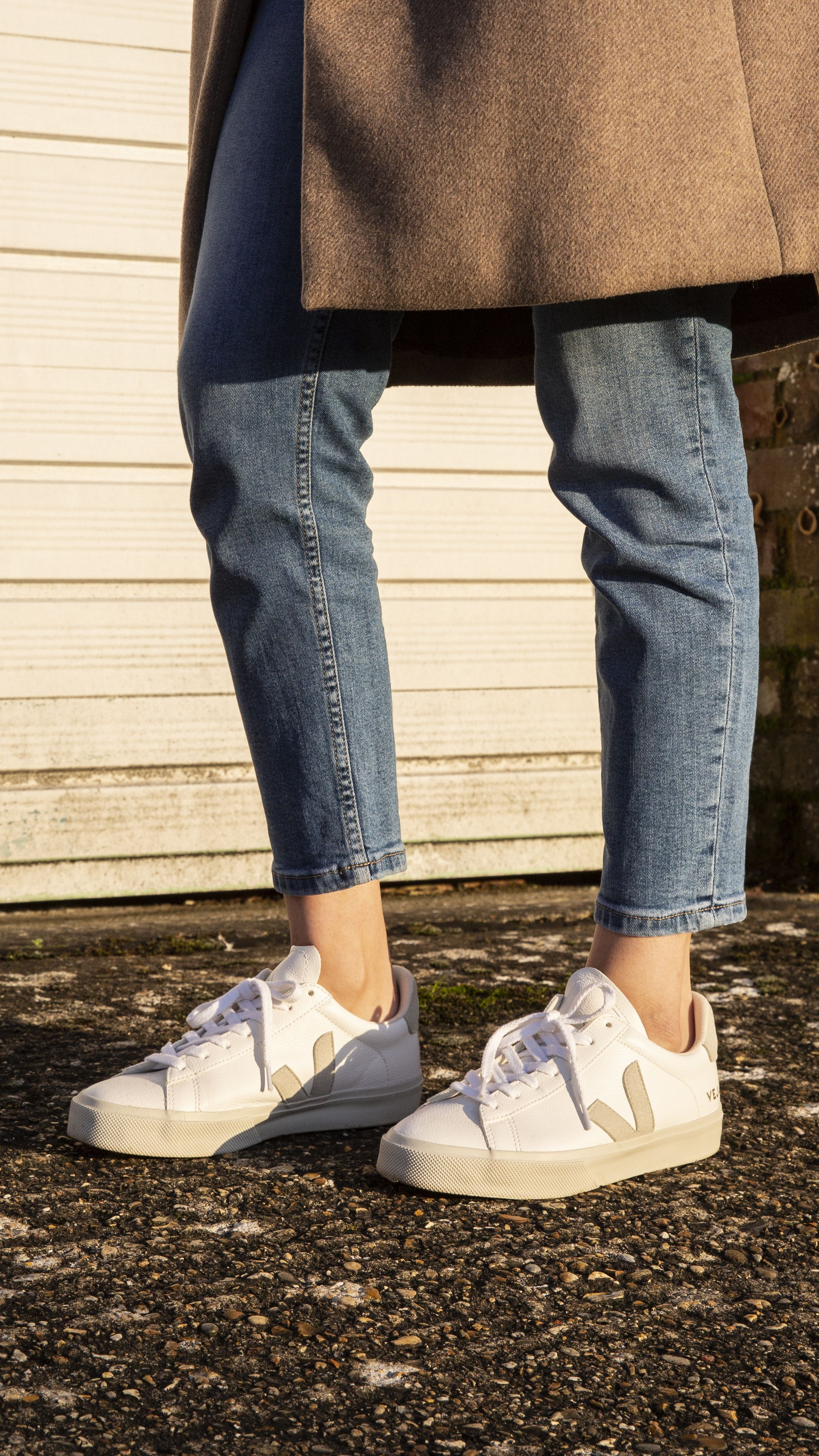 Veja Campo Leather Trainers in 2020