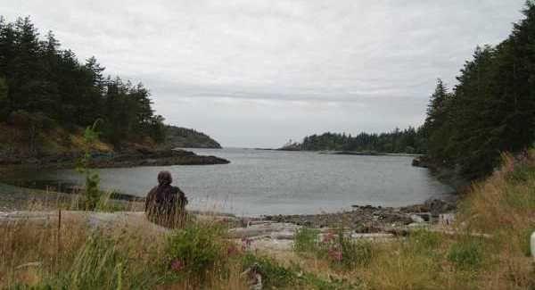 Texada Island, British Columbia