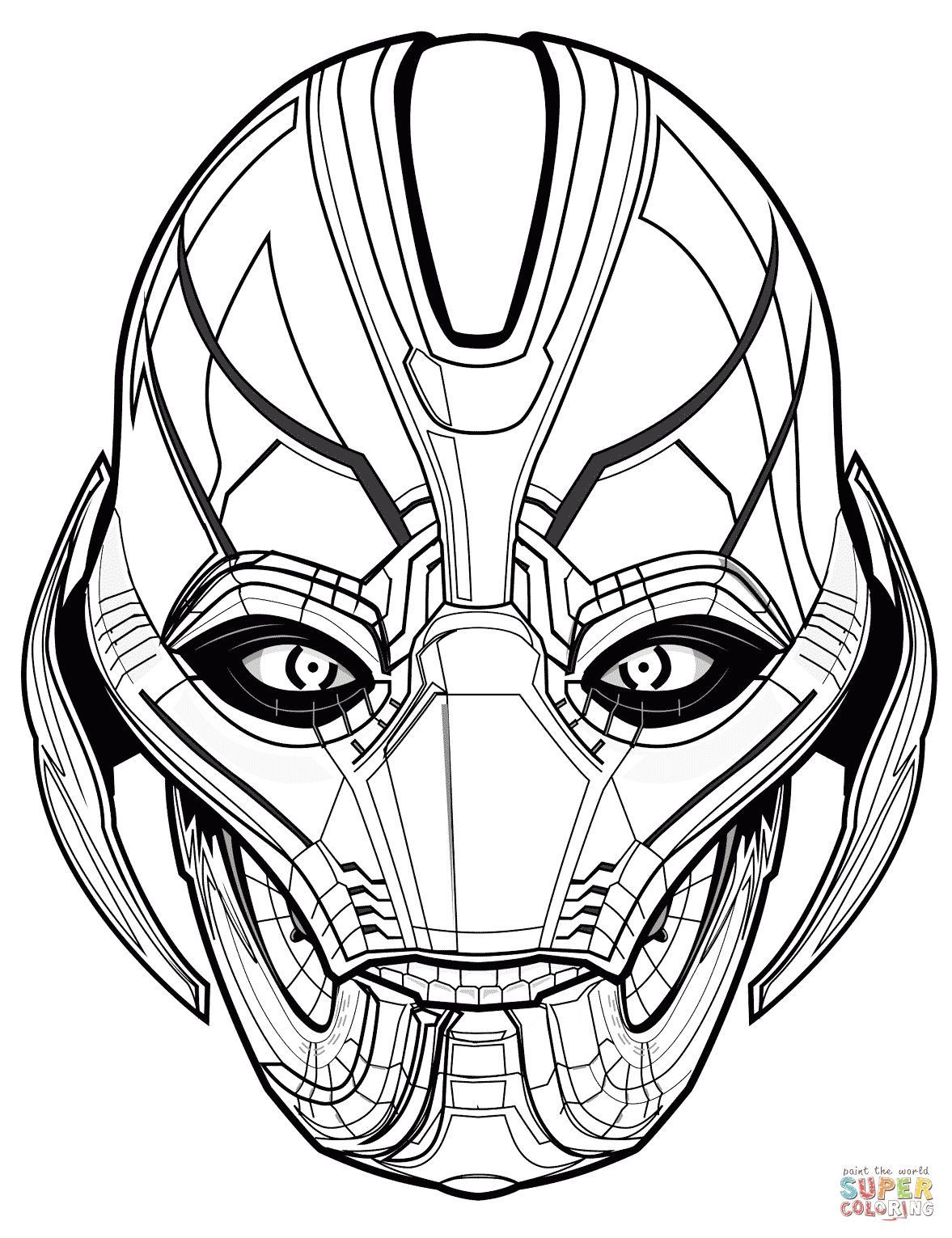 Awesome Hulkbuster Coloring Page Avengers Coloring Avengers Coloring Pages Marvel Coloring