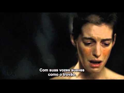 Anne Hathaway Cantando I Dreamed A Dream Os Miseráveis Anne Hathaway Les Miserables Fantine Les Miserables Les Miserables