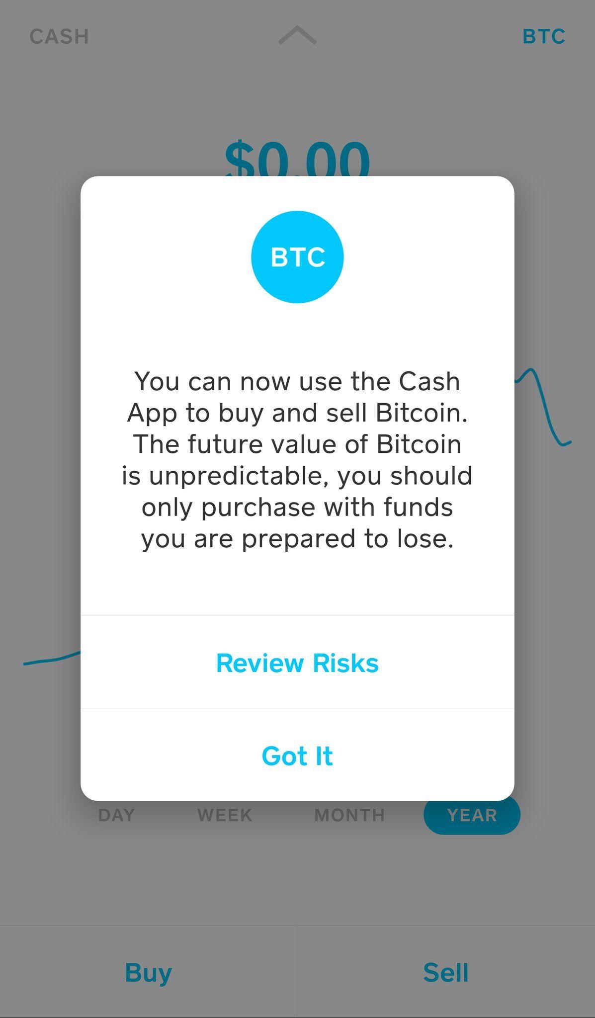 cash app screenshot bitcoin
