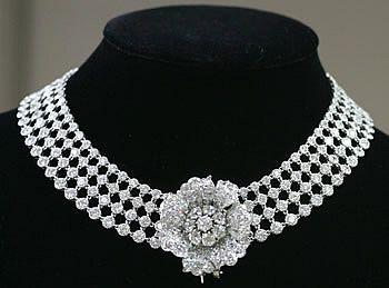 Diamond NeckLace Dulha Dulhan Jolly chic diamond necklace