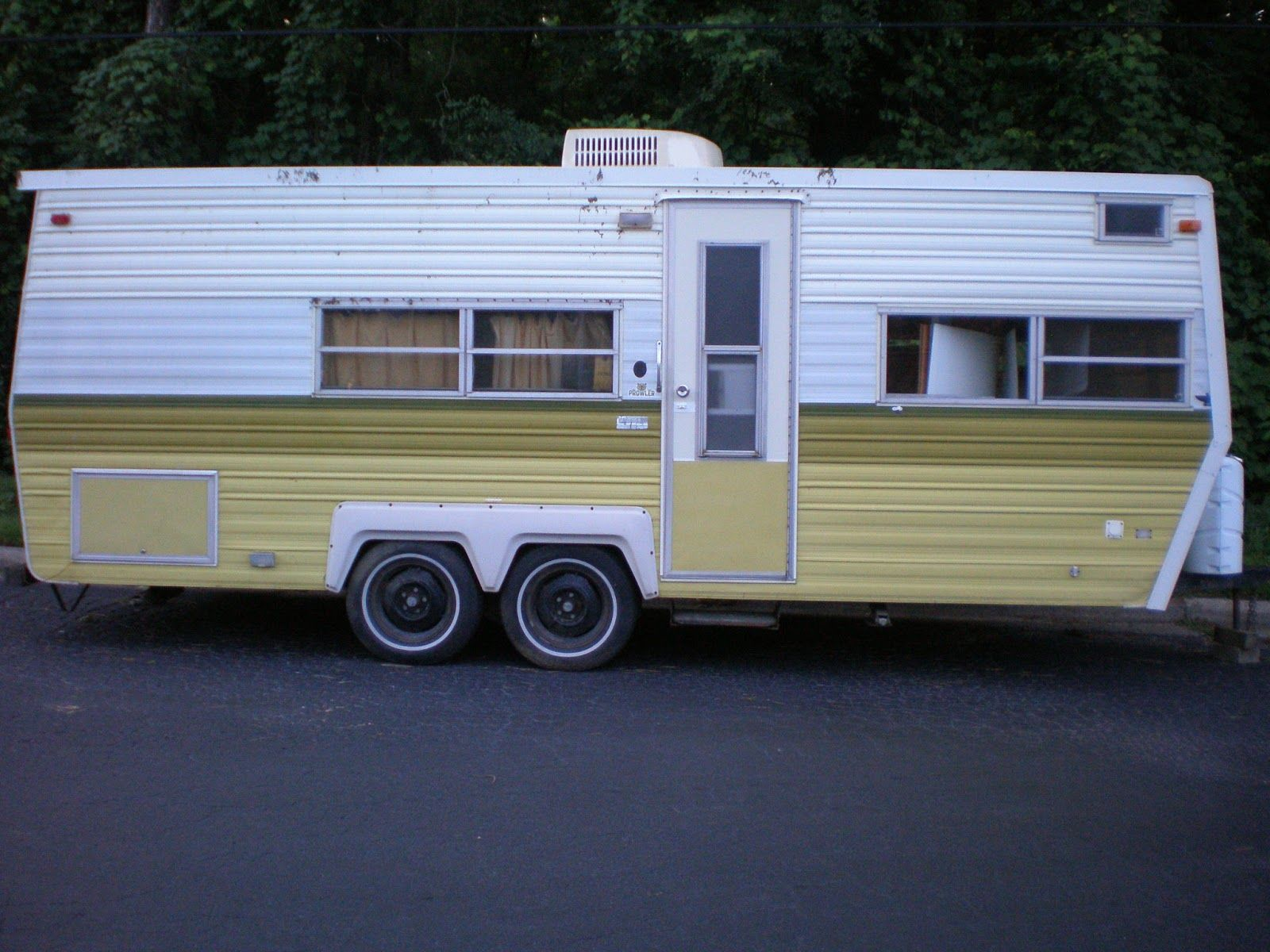 1977 Fleetwood Prowler Travel Trailer Wilderness Camper Wiring Diagram Bought A Hey I Want That Pinterest 1600x1200