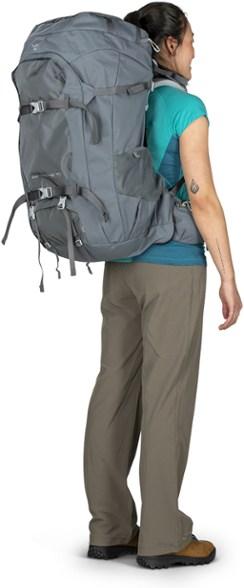Osprey Europe Womens Fairview Trek 70 Womens Travel Pack