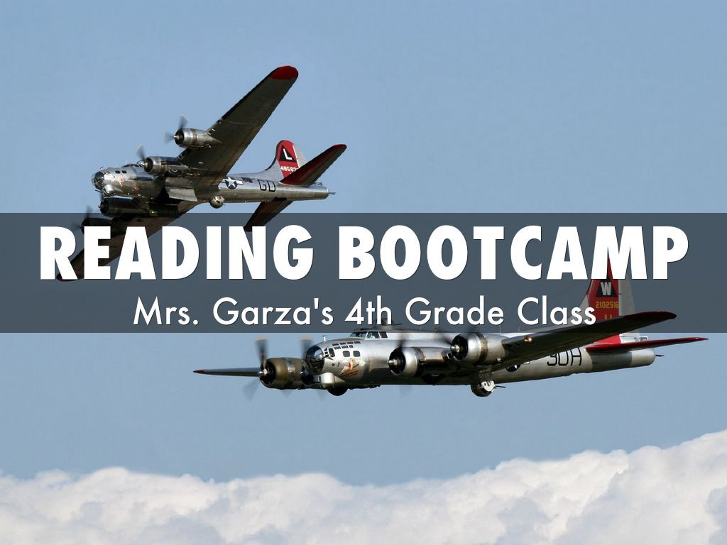 Reading Bootcamp