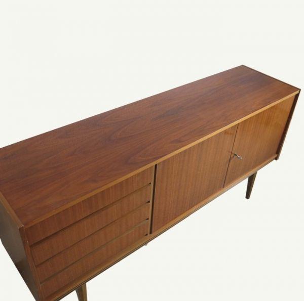 Skandinavisches Sideboard scandinavian style sideboard musterring 1950 1955 home ideas