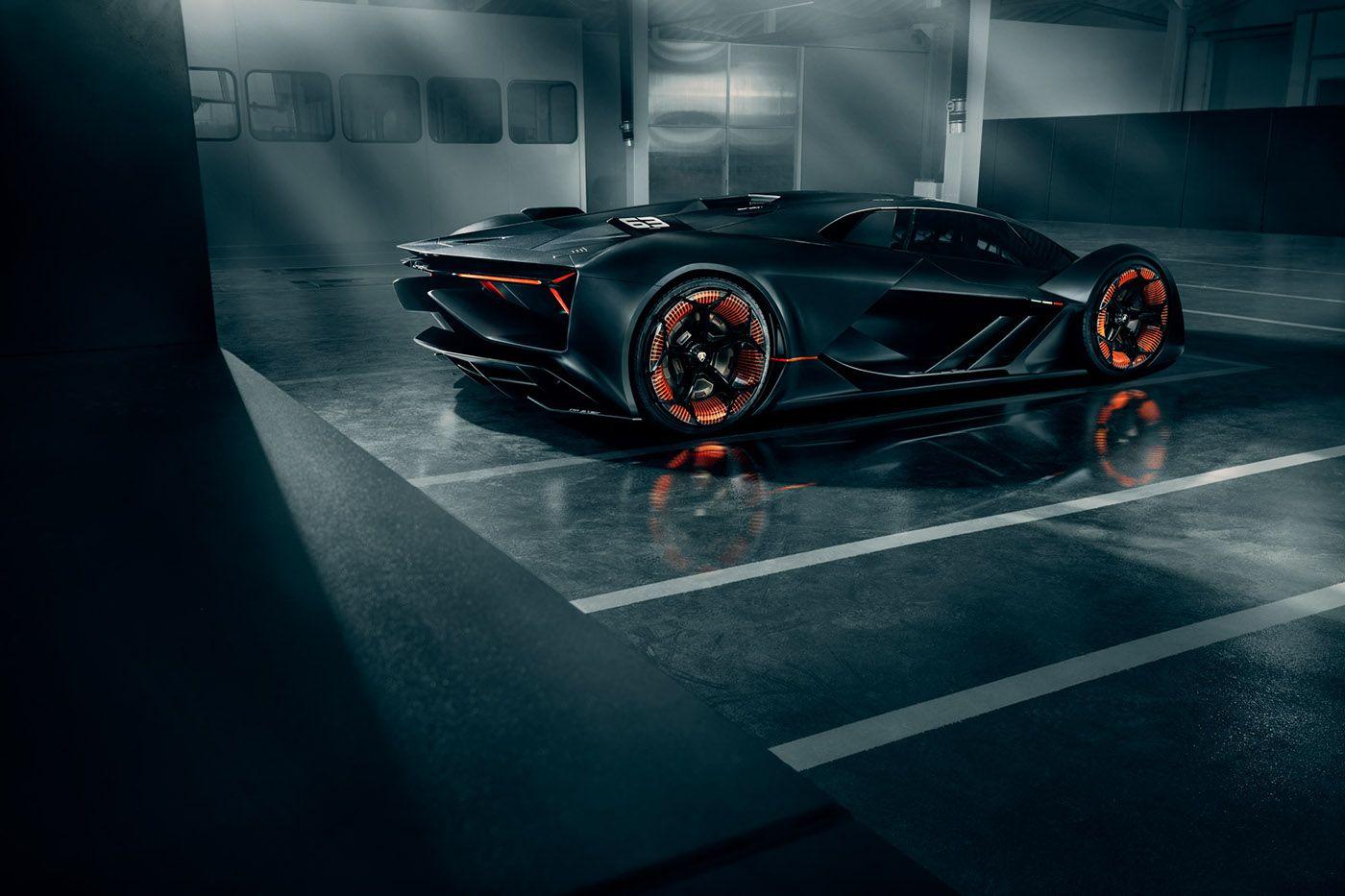 Lamborghini Terzo Millennio On Behance Concept Cars Car Wallpapers Lamborghini