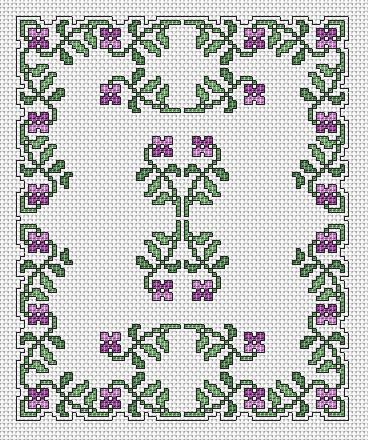 Free Cross Stitch Patterns by AlitaDesigns: Christmas Free Cross ...