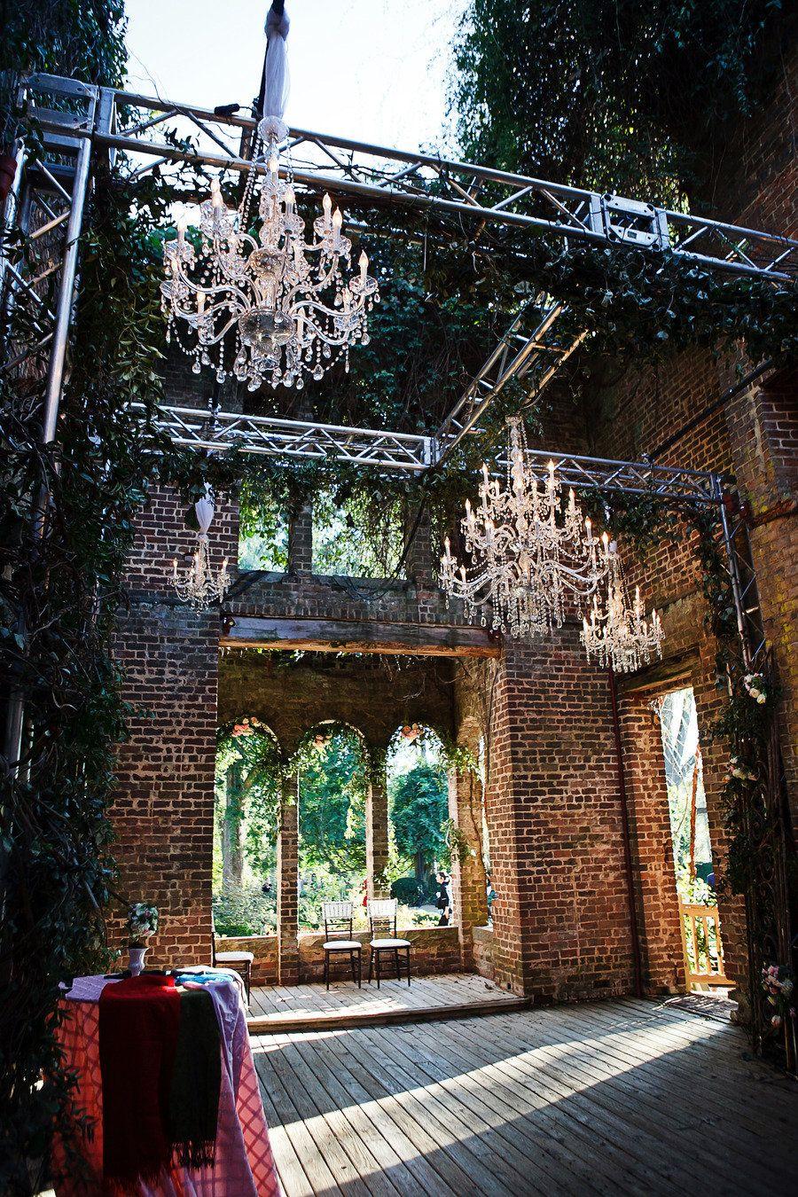 intimate wedding packages atlantga%0A Atlanta Wedding at Barnsley Gardens Resort by Nadia D Photography