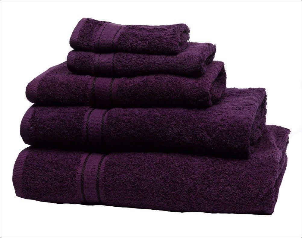 purple towels bathroom | Purple bath towels, Purple towels ...