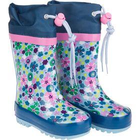 nuevo producto 548f0 2867e Botas para Niña Lluvia Flores Eskimo Tuc Tuc - Bebitos $485 ...