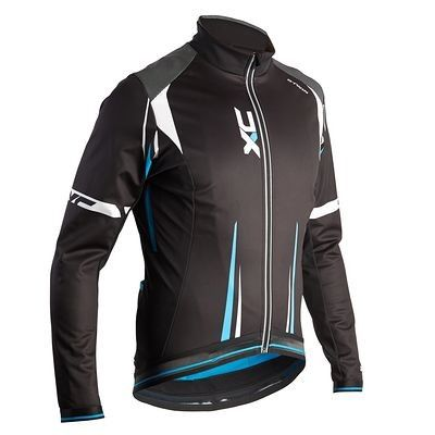 Textil Invierno Chaqueta Ciclismo Hombre Btwin 500 Xc Azul Ropa De Ciclismo Chaquetas Ropa De Hombre