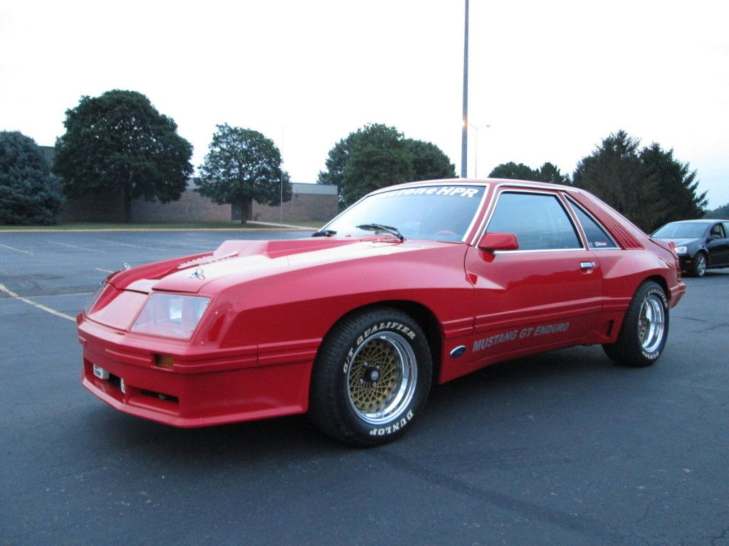 1982 Ford Mustang Gt Enduro Mustang Gt Ford Mustang Gt Ford Mustang
