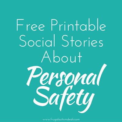 It is a graphic of Fan Printable Social Stories Autism