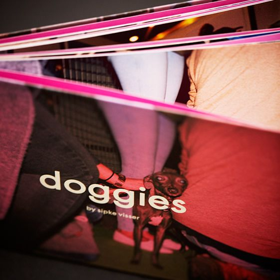 Top Dog  http://www.weheart.co.uk/2014/02/20/sipke-visser-doggies-book/