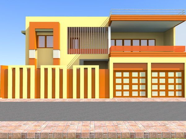 Projet De Construction D Une Villa A Conakry En Guinnee
