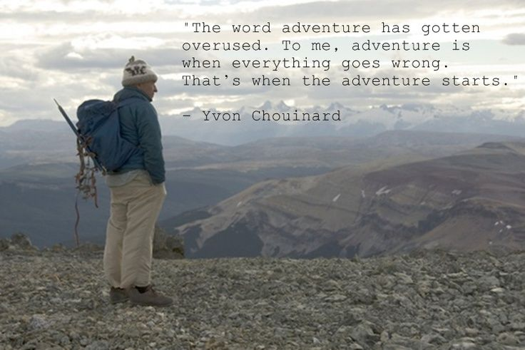 Sailing Quotes Hemingway Quotesgram: Yvon Chouinard Quotes 180 South - Google Search