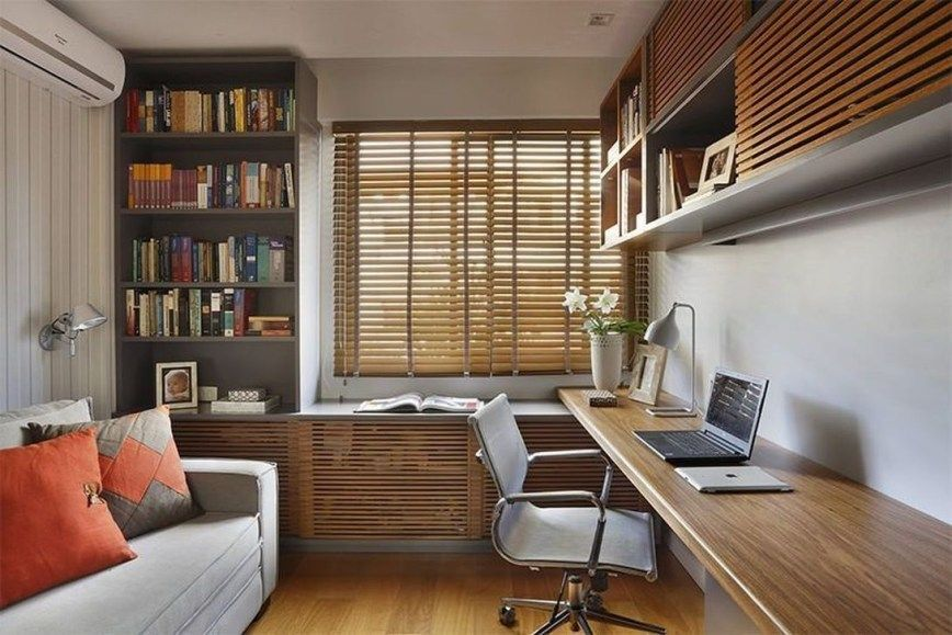 Gorgeous Home Office Design Ideas That Looks Elegant27 Design Elegant27 Gorgeous Home Office Furniture Design Home Office Furniture Design Small Home Office