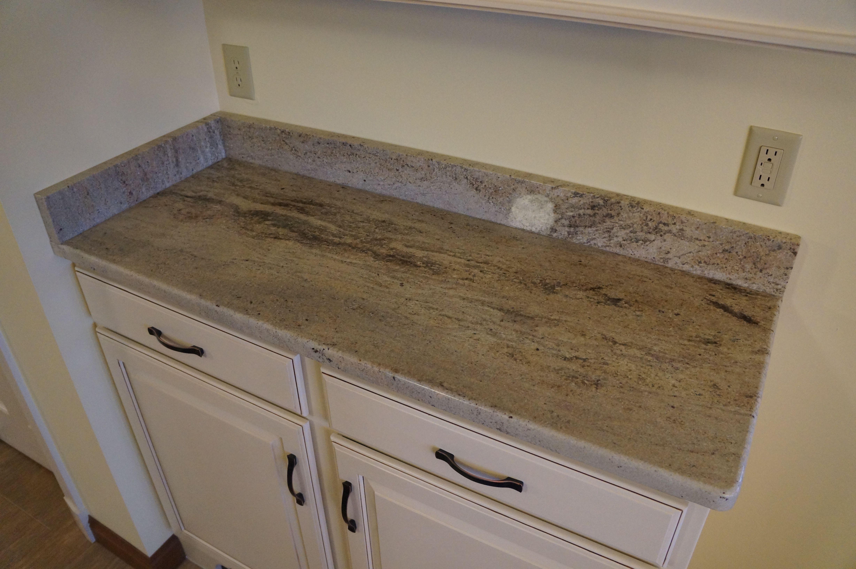 Kashmir Cream Granite Countertop Granite Countertops, Bath Remodel, Granite  Worktops, Bathroom Remodeling,