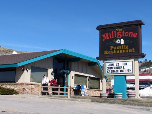 Millstone Family Restaurant An Excellent Homestyle Meal In A Latchstring Inn Spearfish Canyon South Dakota
