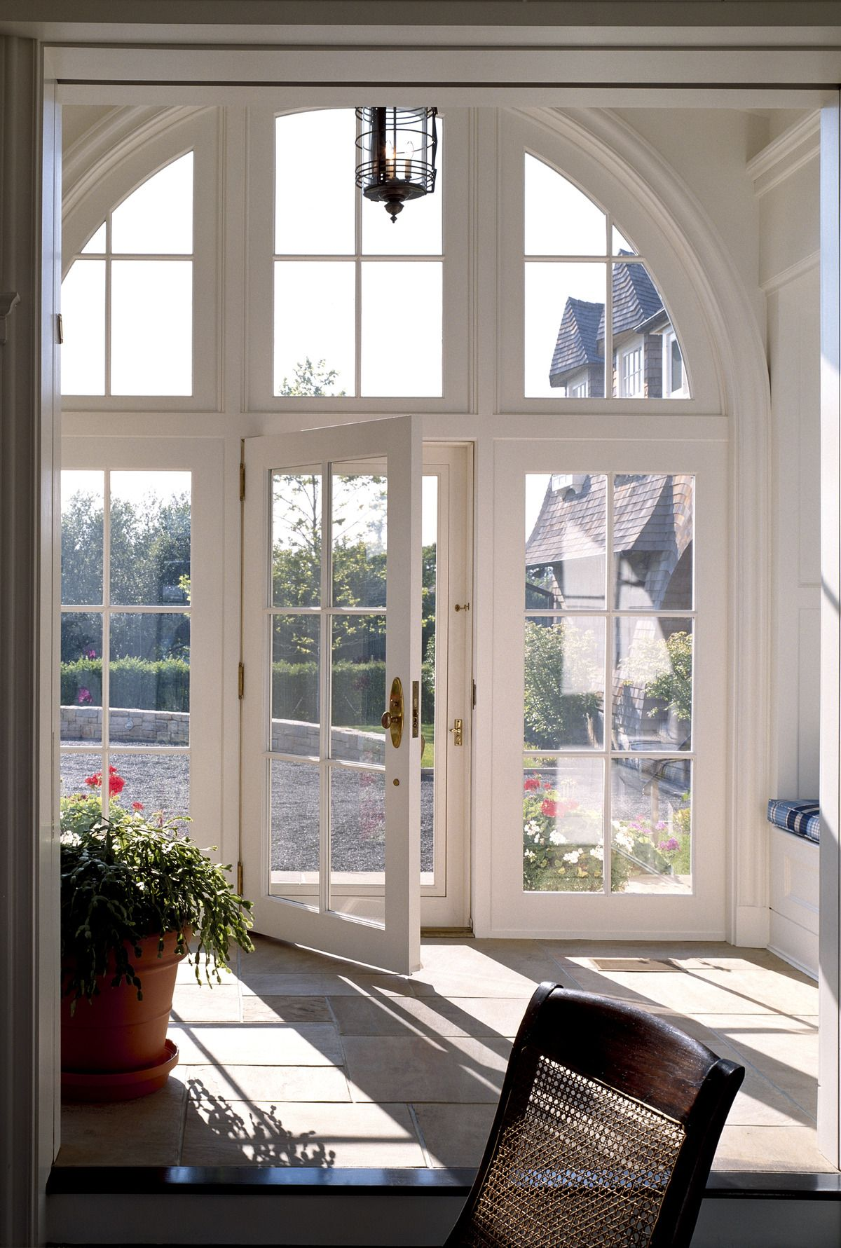 Window dressing ideas for arched windows  pin by  in the mix  on home styling  pinterest  more architects