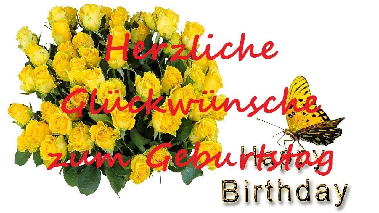 Geburtstagsgrusse Videos Gluckwunsche Geburtstag Im App Store
