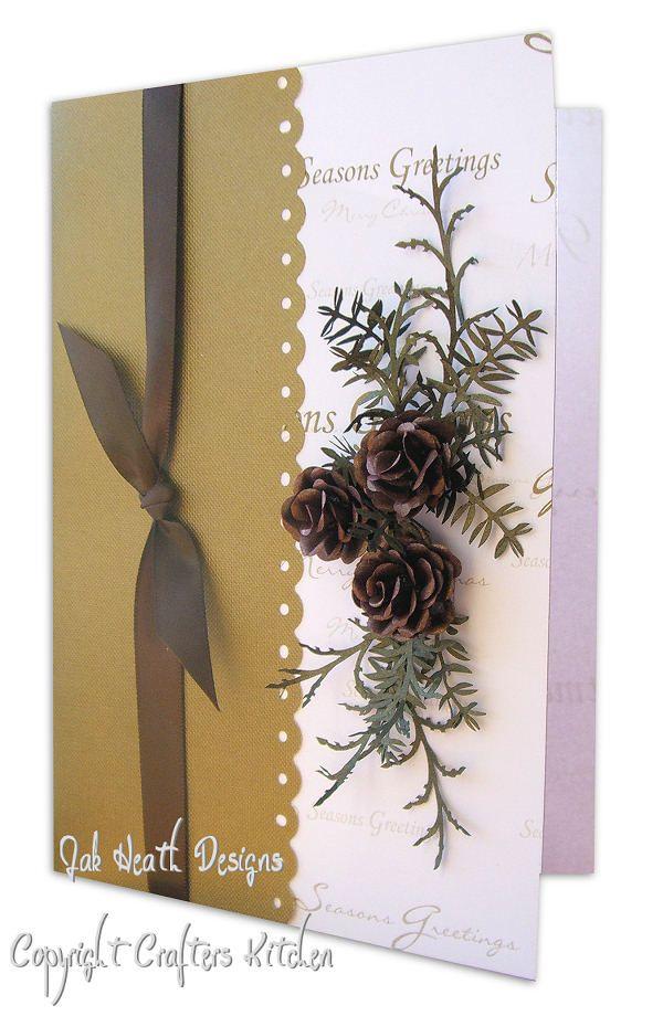 pine cone card http://www.jakheath.com/2008/10/pinecones ...