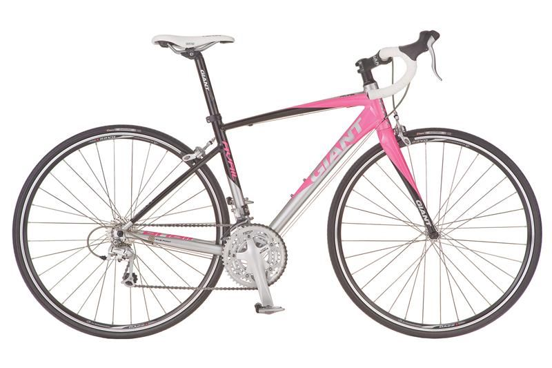 Avail Pink Black Silver Giant Bicycles Giant Bicycles Black Silver Bike Ride