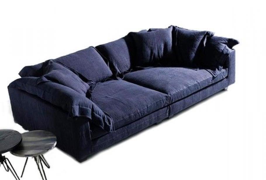 photos canapé grande profondeur d\'assise | Mobilier - Canapé profond ...