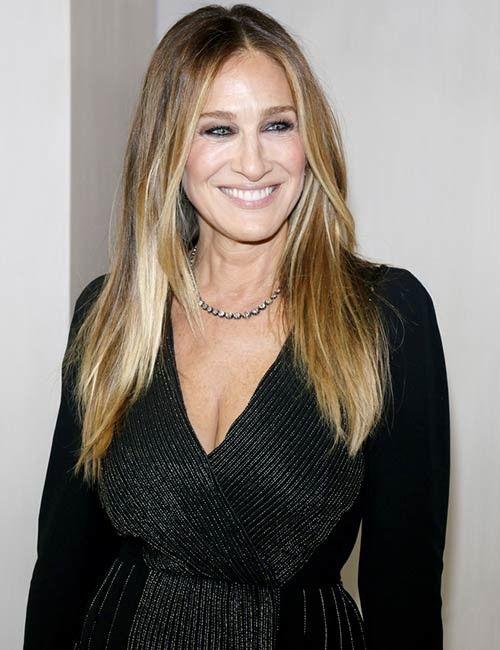 30 Unglaubliche Lange Frisuren Für Frauen über 50 Frisur