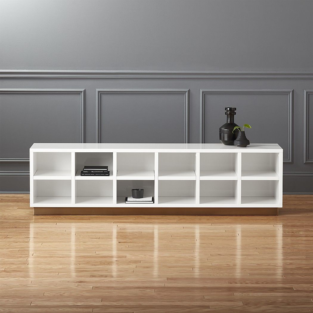 We Can Make This With The Ikea Thing Sideways White Storage Bench Modern Storage Bench Modern Storage Furniture