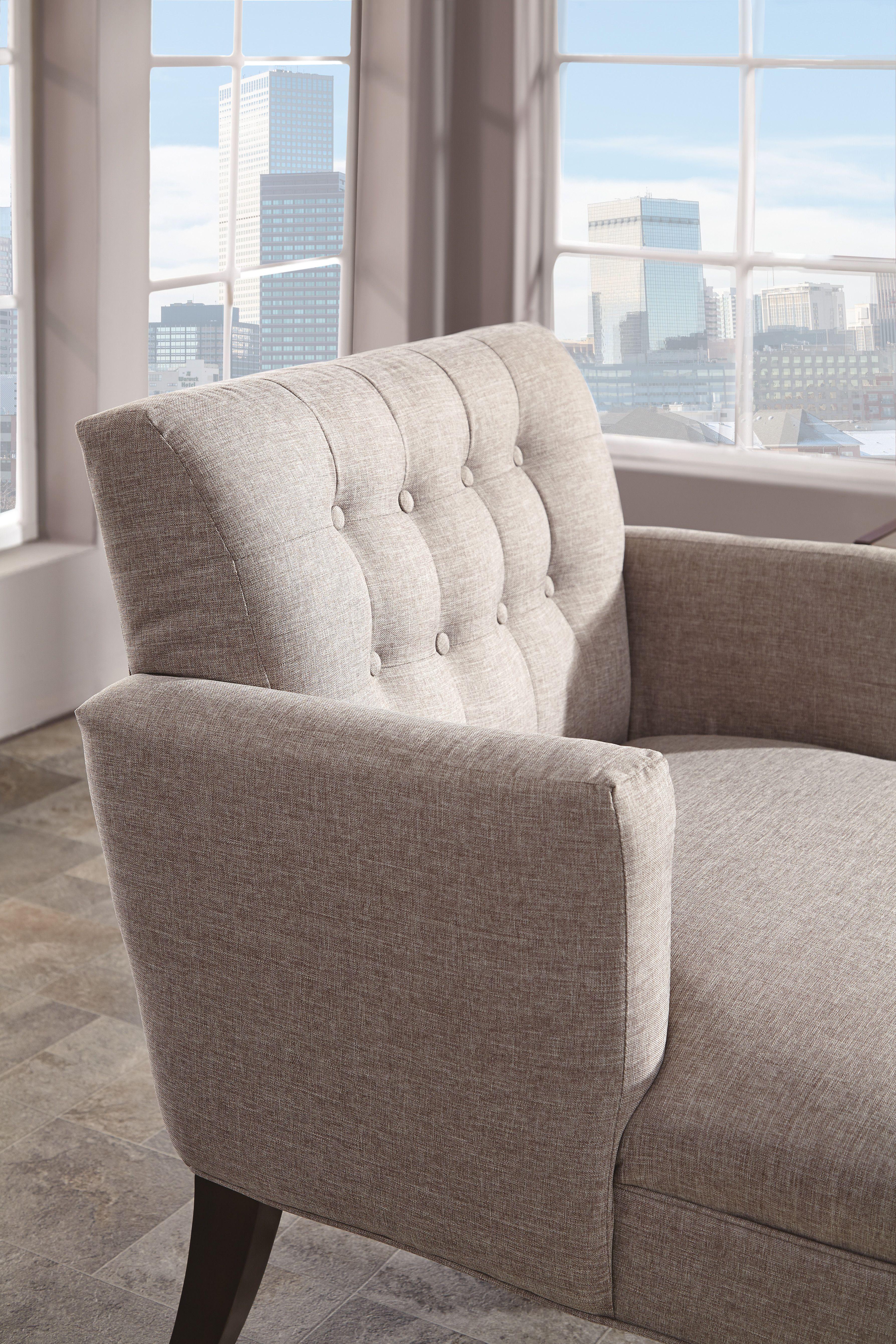 Premium style and impeccable design define this chair Crisp