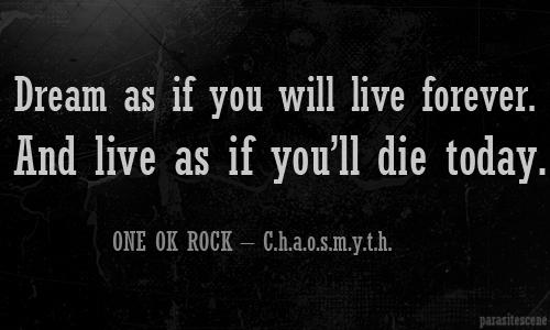 one ok rock lyrics c utare google a day in our life pinterest musik. Black Bedroom Furniture Sets. Home Design Ideas