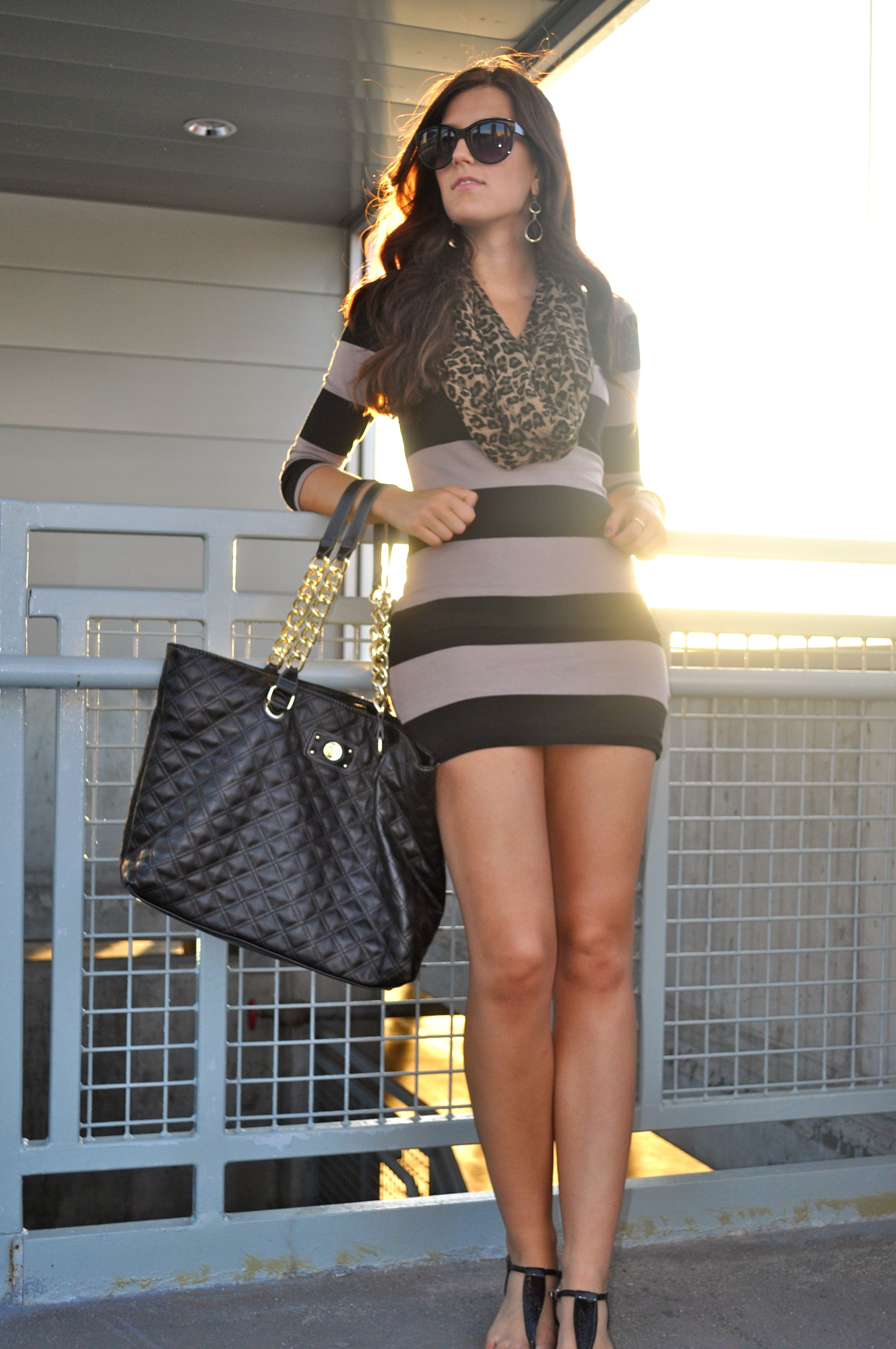 Stripes & Cheetah <3 WOW Love it!